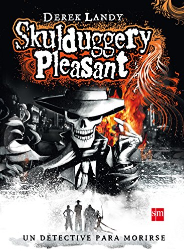 Skulduggery Pleasant (Detective esqueleto, Band 1)