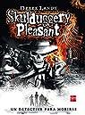 Detective Esqueleto [Skulduggery Pleasant] par Landy