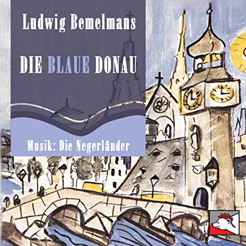 Die Blaue Donau audiobook cover art