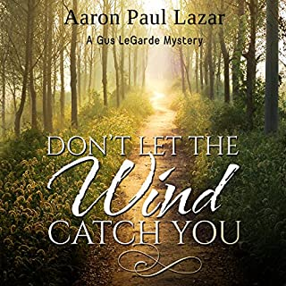 Don't Let the Wind Catch You audiobook cover art