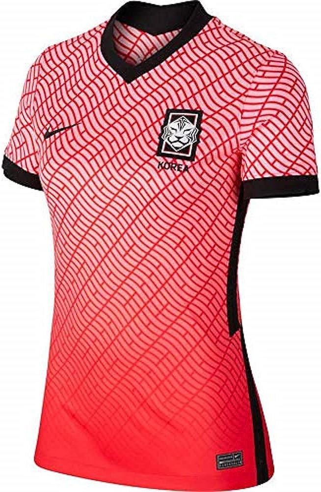 Nike Korea Home Women's Stadium Soccer Jersey- 2020/21: Clothing