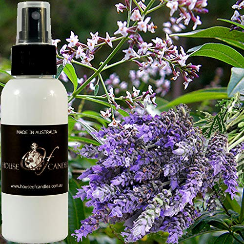 LAVENDER & LEMON VERBENA Linen Spray/Pillow Mist 50ml/1.7oz VEGAN & CRUELTY FREE