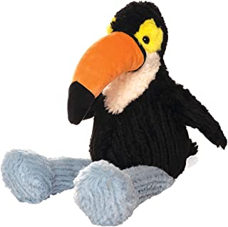 Manhattan Toy Adorables Rico Toucan Stuffed Animal, 8