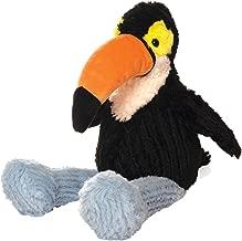 Manhattan Toy Adorables Rico Toucan Stuffed Animal, 8