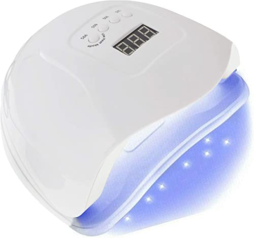 high quality netuera UV LED Nail Lamp Gel Polish Curing Machine Nail new arrival Dryer Light Professional Manicure lowest 80W outlet online sale