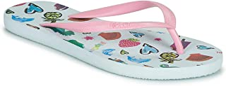 RIP CURL Painted Kids Tongs pour fille Rose