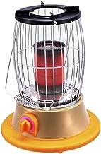 GLP Estufa de Gas Portátil Calentador,Doméstico Interior y Exterior Calentadores de Gas,Multifuncion 360 Grados calefacción Parrilla de la Estufa