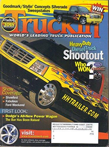 Truckin Magazine, November 2004 (Vol. 30, No. 11)
