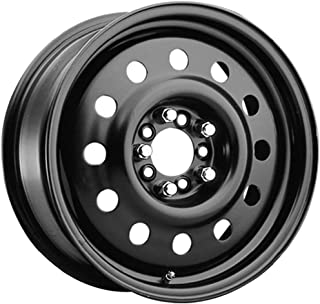 Pacer 83B FWD BLACK MOD Wheel with Painted Finish (15 x 6. inches /4 x 4 inches, 41 mm Offset)
