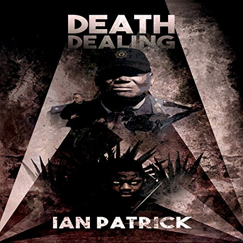 Death Dealing audiobook cover art