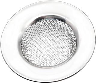 Andexi 洗面台 ゴミ受け 排水溝 ゴミ受け 排水口サイズ:3.8-5.8cm 洗面所 排水口 ごみ受け ヘアキャッチャー ヘアストッパー 排水カゴ
