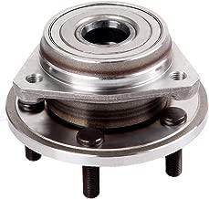 2005 mustang front wheel bearing