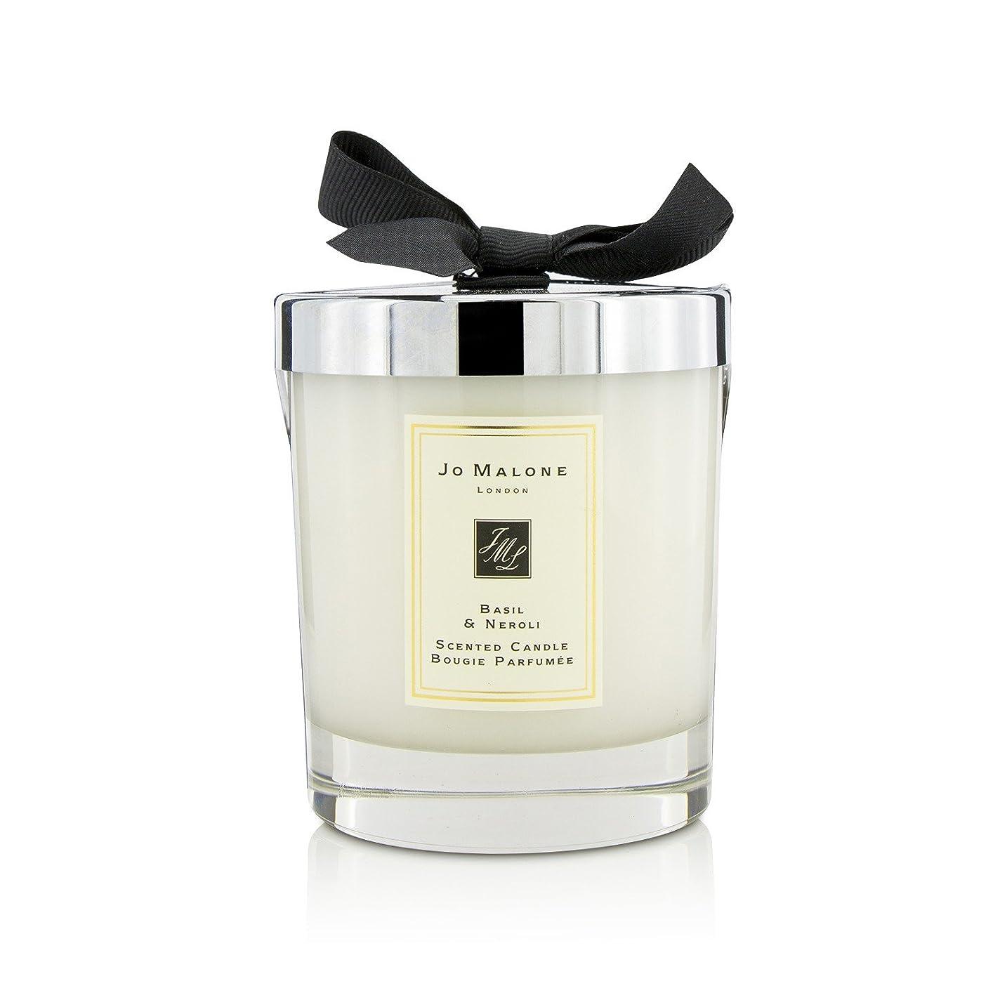 市場言うまでもなく所有権[Jo Malone(ジョーマローン)] バジル&ネロリの香りのキャンドル 200g (2.5 inch)