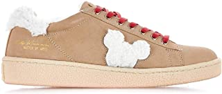 MOA Luxury Fashion Womens MD360NUT Brown Sneakers | Fall Winter 19