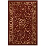 Maples Rugs Georgina Traditional Kitchen Rugs Non Skid Accent Area Carpet [Made in USA], 2'6 x 3'10,...