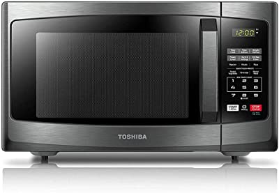 Toshiba Microwave Oven - Best kitchen appliances for college students