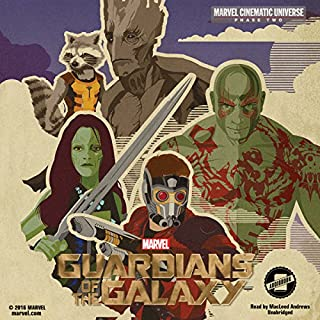 Phase Two: Marvel's Guardians of the Galaxy cover art