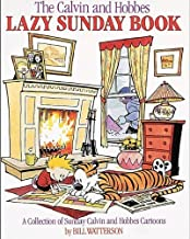 The Calvin And Hobbes Lazy Sunday Book (Turtleback School & Library Binding Edition) (Calvin & Hobbes) by Watterson, Bill ...