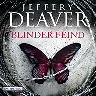 Blinder Feind                   Autor:                                                                                                                                 Jeffery Deaver                               Sprecher:                                                                                                                                 Dietmar Wunder                      Spieldauer: 6 Std. und 47 Min.     141 Bewertungen     Gesamt 4,0