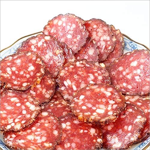 【メール便】風味堂 燻製職人の黒胡椒スライス 2袋(1袋 50g) サラミ カルパス お取り寄せ