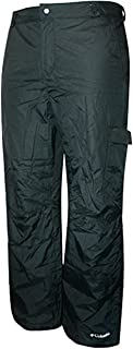 Men's Bull Lake Ski Snowboard Waterproof Pants Royal Blue