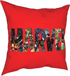 EXTRA LARGE Marvel Avengers Super Soft Comfy Cushion Pillow Girls Bedroom Gift