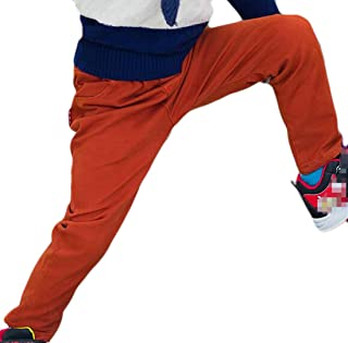 Bigbarry Big Boys Sports Sweatpants Camouflage Spliced Casual Pants
