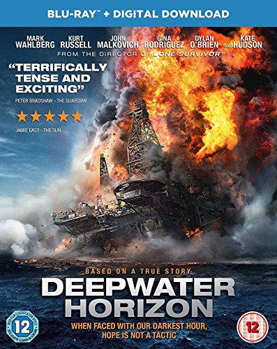 Deepwater Horizon (BD With UV) [Blu-ray] [2016] UK-Import, Sprache-Englisch
