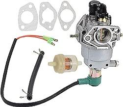 Harbot Carburetor for Honda 5000 EM5000S EB5000X EM5000SX EM5000X EW171 EB6500X Generator with Gasket Fuel Filter