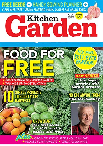 Kitchen Garden (English Edition)