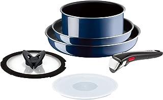 ティファール 鍋 フライパン 6点セット インジニオ・ネオ ロイヤルブルー・インテンス セット6 ガス火専用 L43790