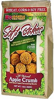 K9 Granola Factory Soft Bakes - Apple Crumb .Wheat, Corn & Soy Free