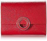 Mandarina Duck Deluxe, cartera. para Mujer, Rojo (Flame Scarlet), 1.5x9x12 Centimeters (W x H x L)