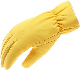 Aodewe Kid Children Skiing Gloves Warm Windproof Full Finger Gloves