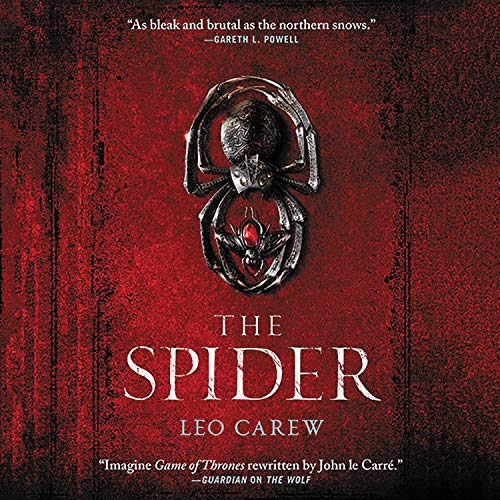 The Spider Audiobook By Leo Carew cover art