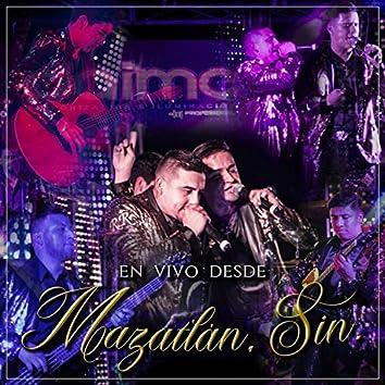 En Vivo Desde Mazatlan, Sinaloa.