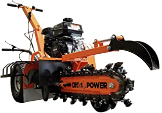 power trench digger