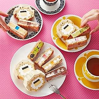 ワッフル&くるくるセット ( 2種 詰め合わせ ) ロールケーキ ワッフルケーキ