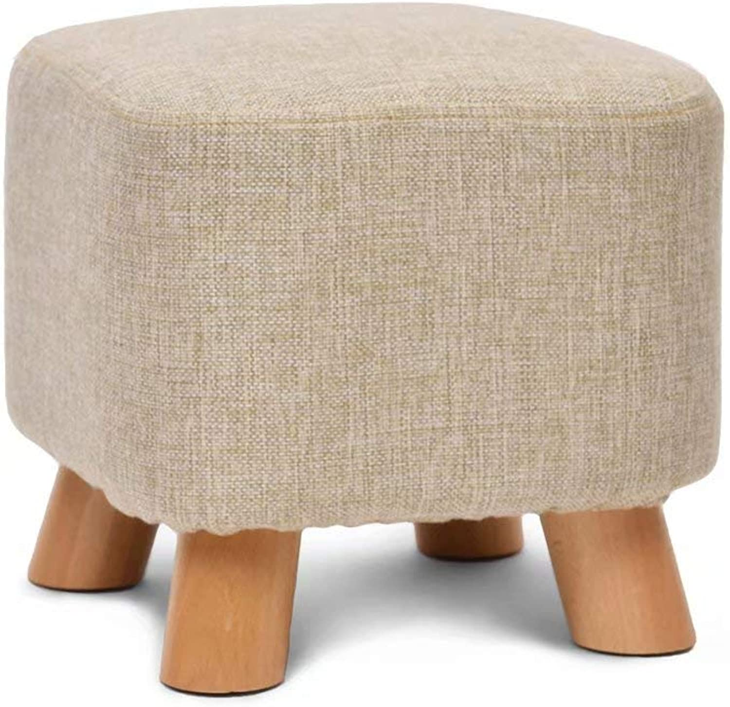 Solid Wood shoes Bench Fashion shoes Bench Creative Square Stool