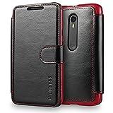 Mulbess Wallet Case for Motorola Moto G 3rd, [Layered Dandy