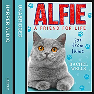 Alfie Far from Home cover art