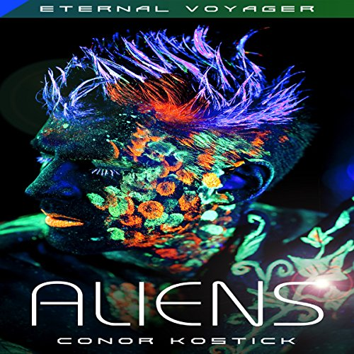 Aliens (Eternal Voyager) audiobook cover art