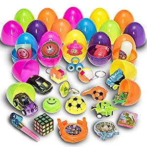 prextex toy filled easter eggs filled with mini toys and trinkets each egg contains a different toy Prextex Toy Filled Easter Eggs Filled with Mini Toys and Trinkets Each Egg Contains a Different Toy 61pAhNlMwtL