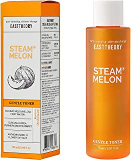 Gentle Face Toner 5.91oz - Hypoallergenic, Deep Moisturizing, Hydrating Melon Water, Hyaluronic Acid for Sensitive Oily Dr...