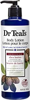 Dr Teal's Body Lotion - Ultra Rich Shea Butter - 16 oz