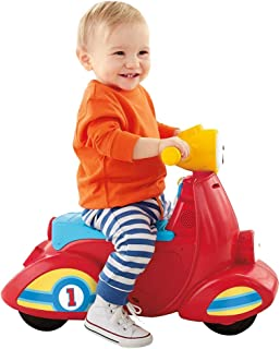 Fisher Price Laugh and Learn Smart Stages Scooter CGT05 Vehicles