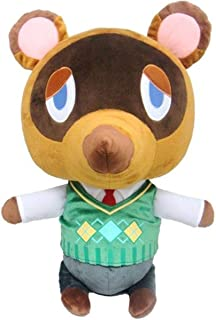 "Little Buddy USA Animal Crossing New Leaf Giant X-Large Tom Nook 18"" Plush"