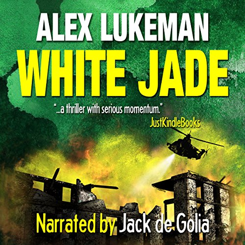 White Jade audiobook cover art