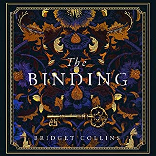 The Binding                   By:                                                                                                                                 Bridget Collins                               Narrated by:                                                                                                                                 Carl Prekopp                      Length: 15 hrs and 29 mins     438 ratings     Overall 4.5