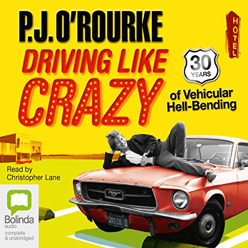 Driving Like Crazy cover art